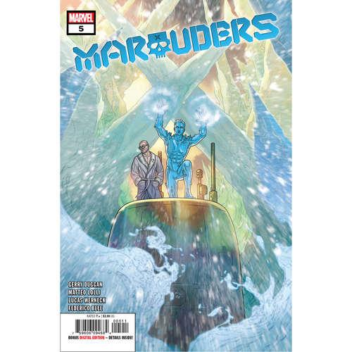MARAUDERS 5 DX