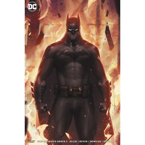 BATMANS GRAVE 5 OF 12 JEEHYUNG LEE VAR ED