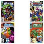 WARLOCK AND THE INFINITY WATCH #1 - #22