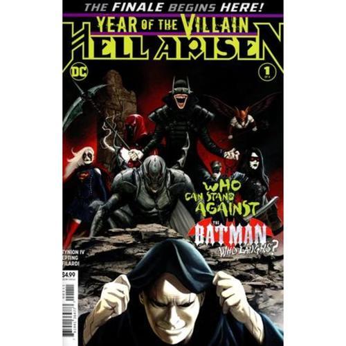 YEAR OF THE VILLAIN HELL ARISEN 1 OF 4