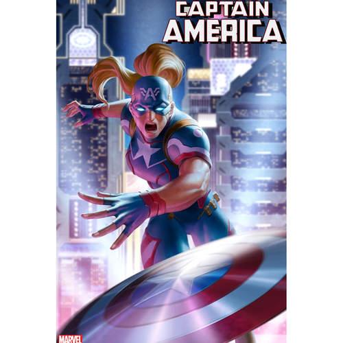 CAPTAIN AMERICA 16 YOON 2099 VAR