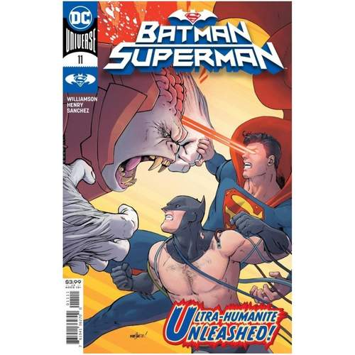 BATMAN SUPERMAN #11
