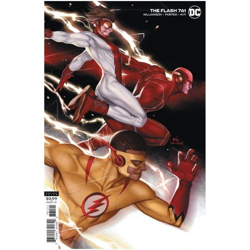 FLASH 761 CVR B INHYUK LEE VAR