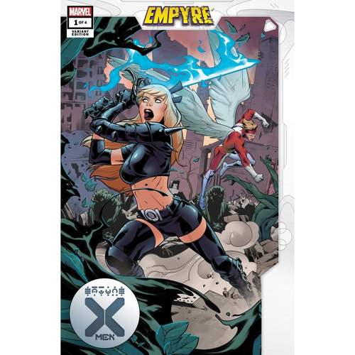 EMPYRE X-MEN #1 (OF 4) RIBIC VAR
