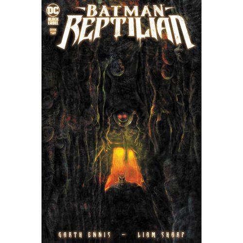 BATMAN REPTILIAN #2 (OF 6) CVR A LIAM SHARP (MR)