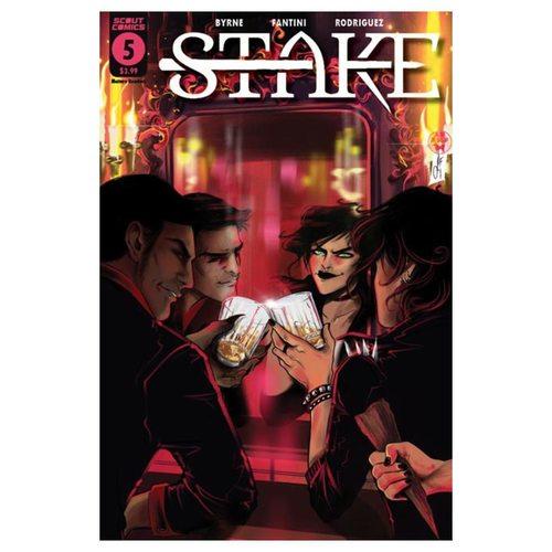 STAKE #5 CVR A FRANCESCA FANTINI (MR)