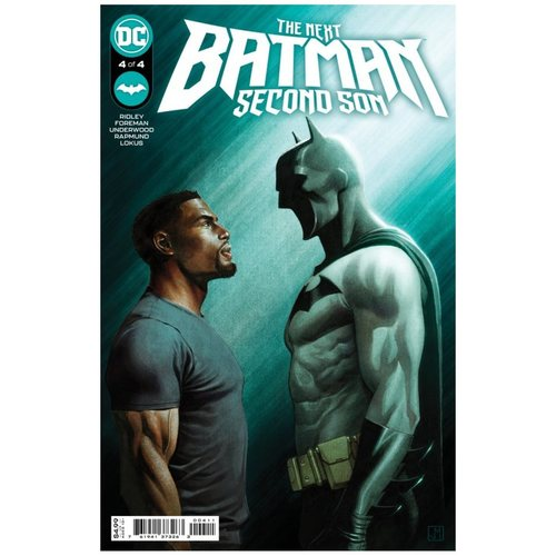 NEXT BATMAN SECOND SON #4 (OF 4) CVR A JORGE MOLINA