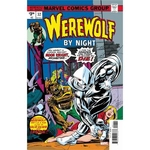 WEREWOLF BY NIGHT #32 FACSIMILE EDITION (RES)