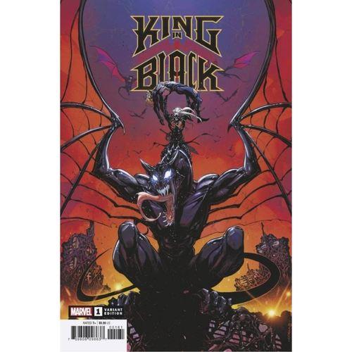 KING IN BLACK #1 1:50 Coello Dragon Variant