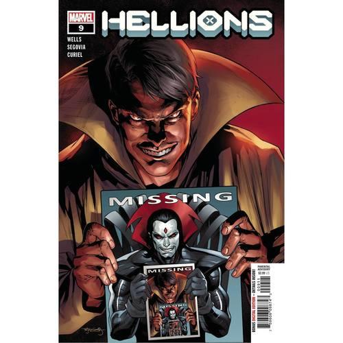 HELLIONS #9