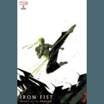IRON FIST HEART OF DRAGON #1 (OF 6) AJA VAR