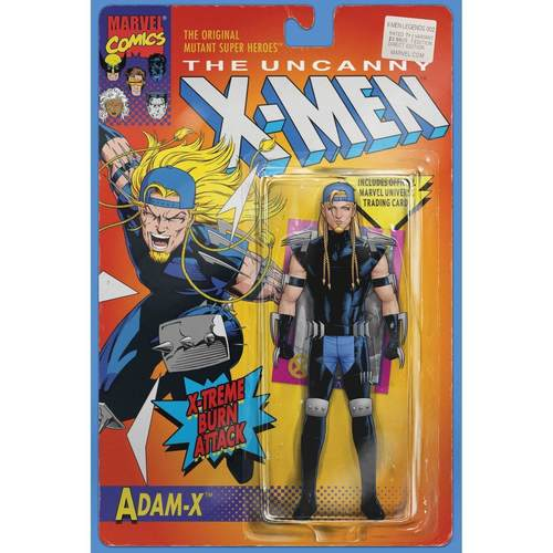 X-MEN LEGENDS #2 CHRISTOPHER ACTION FIGURE VAR