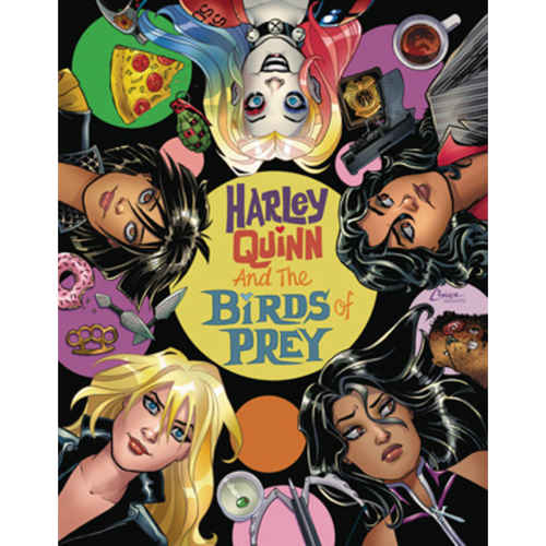 HARLEY QUINN & THE BIRDS OF PREY #2 (OF 4) (MR)