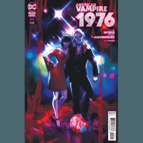 AMERICAN VAMPIRE 1976 #4 (OF 9) CVR B VAR (MR)