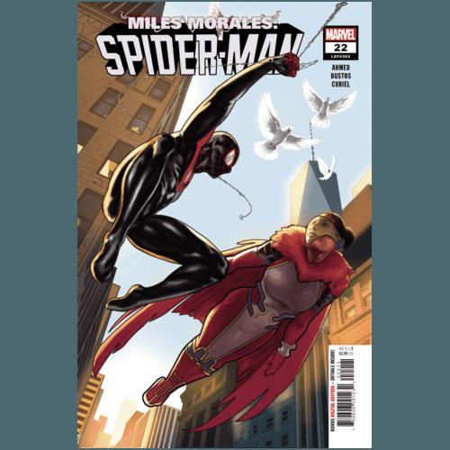 MILES MORALES SPIDER-MAN #22