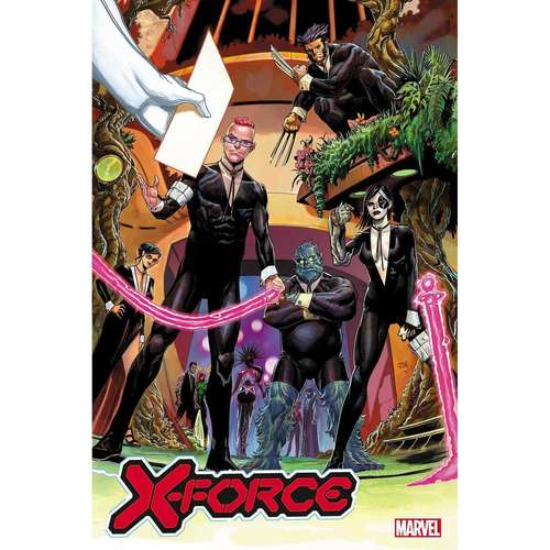 X-FORCE #20 GALA