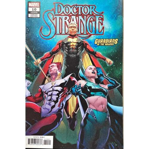 DOCTOR STRANGE #10 WILL SLINEY GUARDIANS GALAXY VARIANT NM