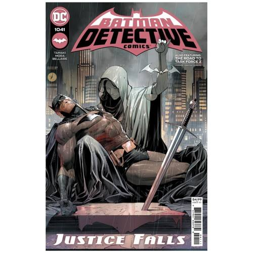 DETECTIVE COMICS #1041 CVR A DAN MORA