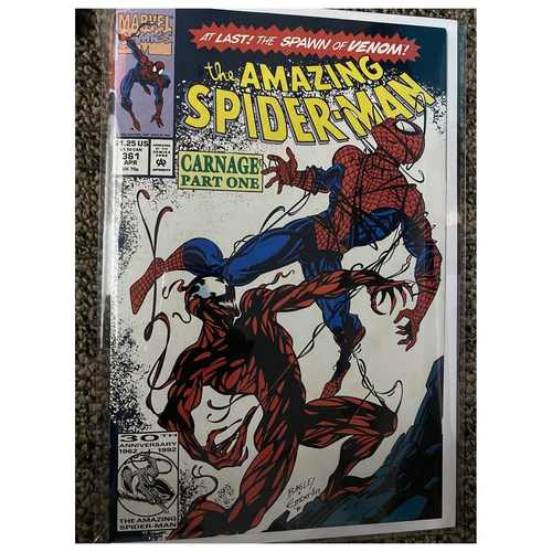 Amazing Spiderman Lot of 361, 362, 363