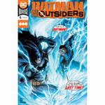 BATMAN AND THE OUTSIDERS 9
