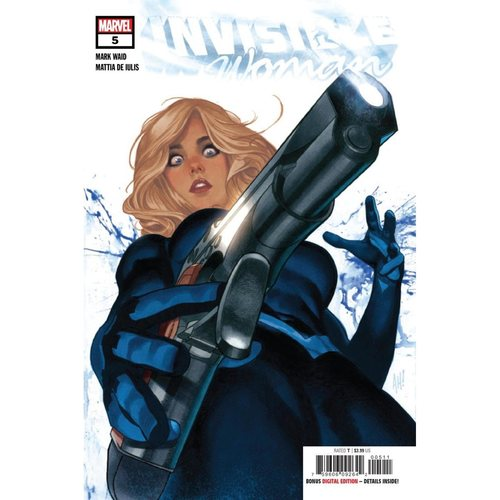 INVISIBLE WOMAN 5 OF 5