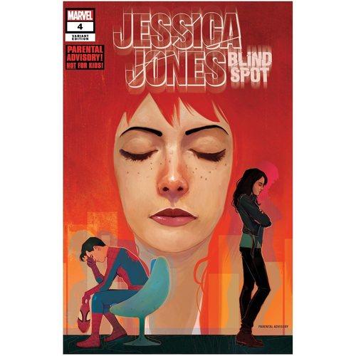 JESSICA JONES BLIND SPOT 4 OF 6 SIMMONDS VAR