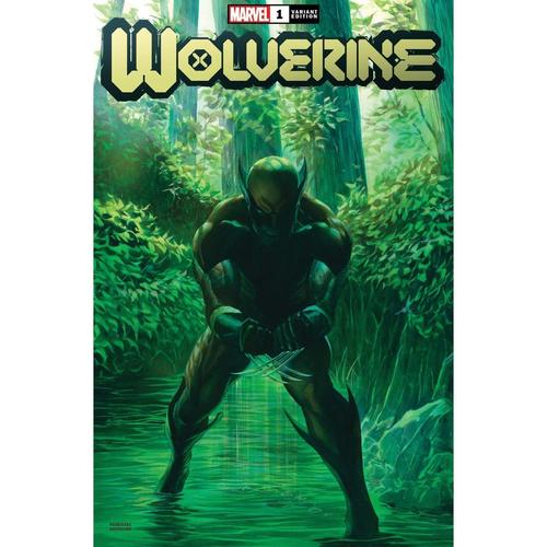 WOLVERINE 1 ALEX ROSS VAR DX