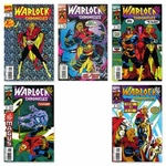 WARLOCK CHRONICLES #1 - #5