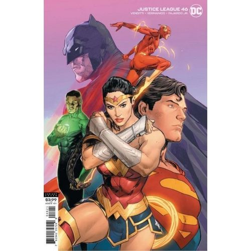 JUSTICE LEAGUE #46 VARIANT EDITION