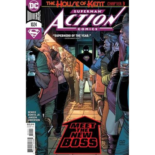 ACTION COMICS #1024