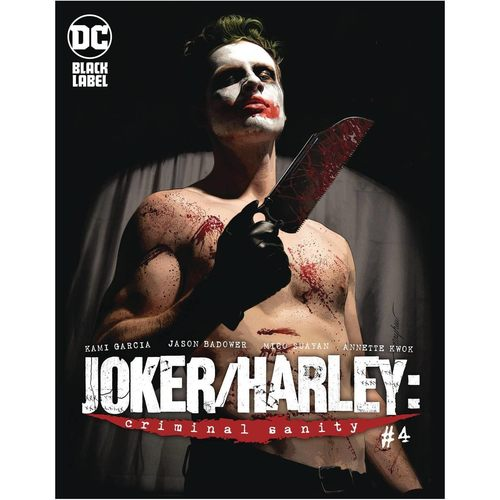 JOKER HARLEY CRIMINAL SANITY #4 (OF 9) MIKE MAYHEW VAR ED (M