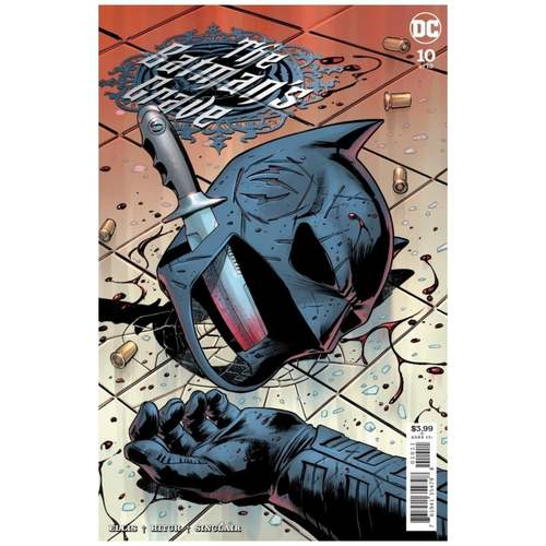 BATMANS GRAVE #10 (OF 12) CVR A BRYAN HITCH