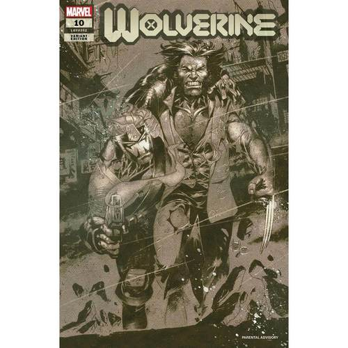 WOLVERINE #10 KUBERT VAR