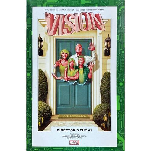 VISION #1 DIRECTOR'S CUT