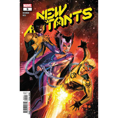 NEW MUTANTS 5 DX