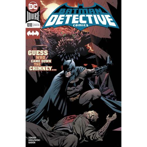 DETECTIVE COMICS 1018