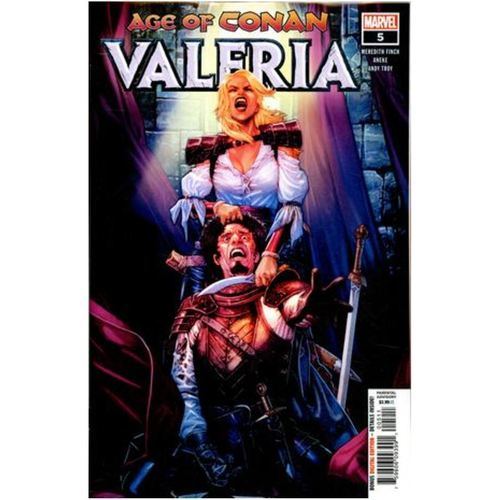 AGE OF CONAN VALERIA 5 OF 5