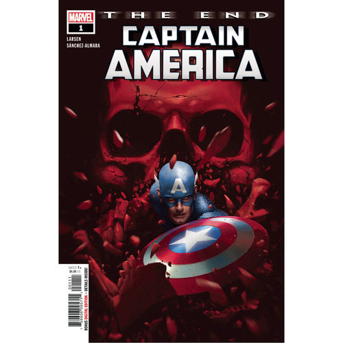 CAPTAIN AMERICA THE END 1