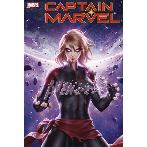 CAPTAIN MARVEL #12 - YOON VAR