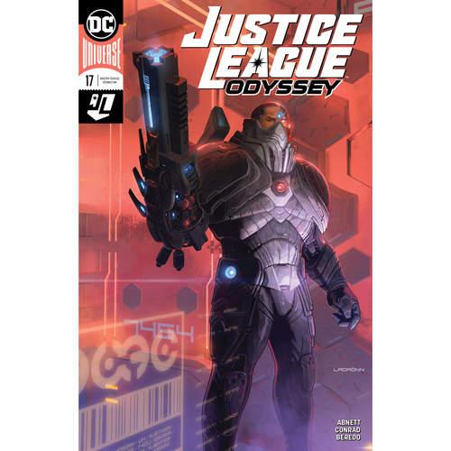JUSTICE LEAGUE ODYSSEY 17
