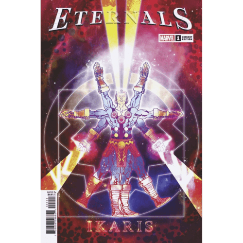 ETERNALS #1 SUPERLOG VAR