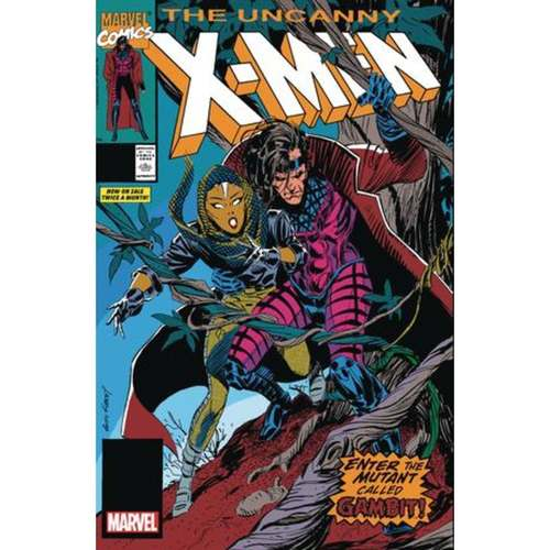 UNCANNY X-MEN 266 FACSIMILE EDITION