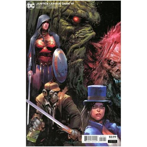 JUSTICE LEAGUE DARK 19 VAR ED