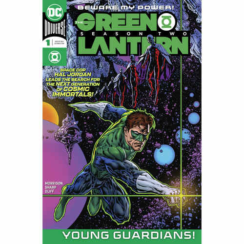 GREEN LANTERN SEASON 2 1 OF 12