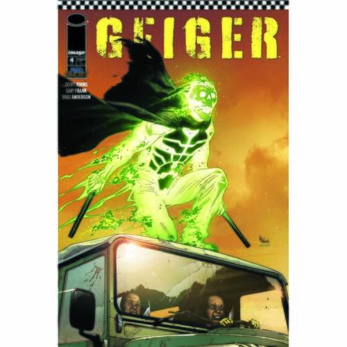 GEIGER #4 CVR D FRANK