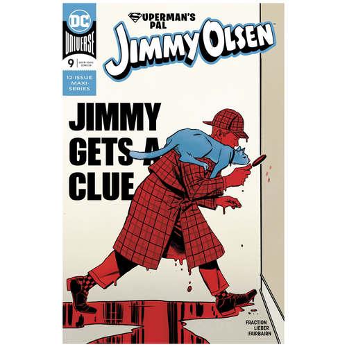 SUPERMANS PAL JIMMY OLSEN 9 OF 12