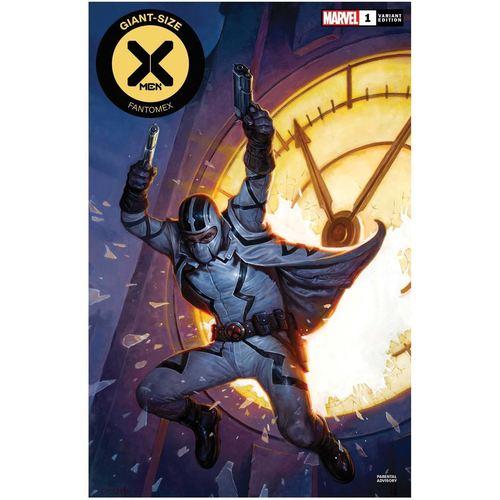 GIANT SIZE X-MEN FANTOMEX #1 GIST VAR