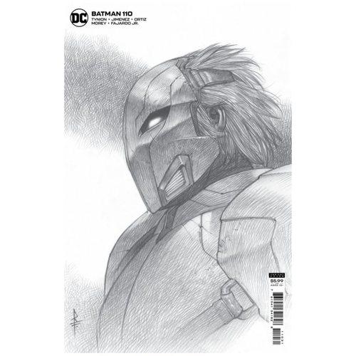 BATMAN #110 1:25 VARIANT