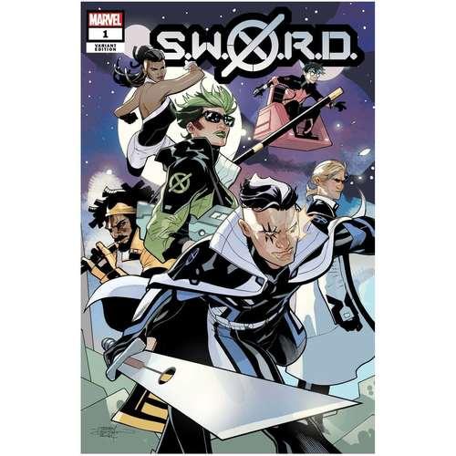 SWORD #1 DODSON VAR