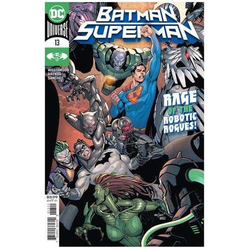 BATMAN SUPERMAN #13 CVR A DAVID MARQUEZ